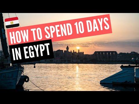 Classic Egypt 10 Day Itinerary 🇪🇬| From Cairo, Luxor, Dahabiya Nile Cruise, And Aswan