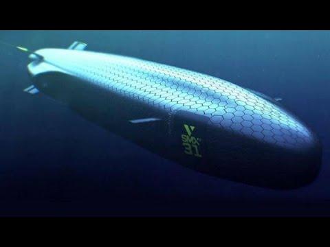 Que barbaridad!!!, Submarinos Chinos a la velocidad del sonido