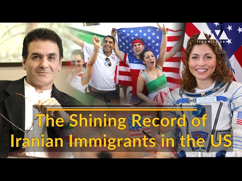 The Shining Record of Iranian Immigrants in the US