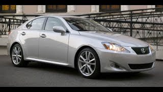 Lexus IS350: A Really Good, Almost Great, Sports Sedan