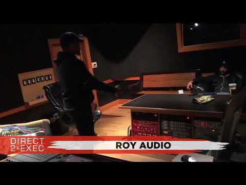 Roy Audio Performs at Direct 2 Exec Los Angeles 3/4/18 - Dreamville Records