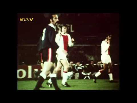 Johan Cruyff 14 the best player Ajax The movie 1972