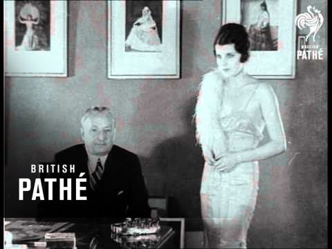 The Search For Beauty On Sleeve As Beauty (1931)