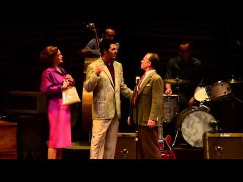 KSDY - Canal 50 Million Dollar Quartet en San Diego Broadway.