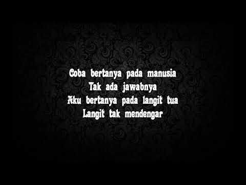 Peterpan - Langit Tak Mendengar (lirik)