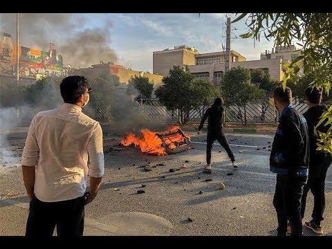 Widespread Protests & Unrest In Iran