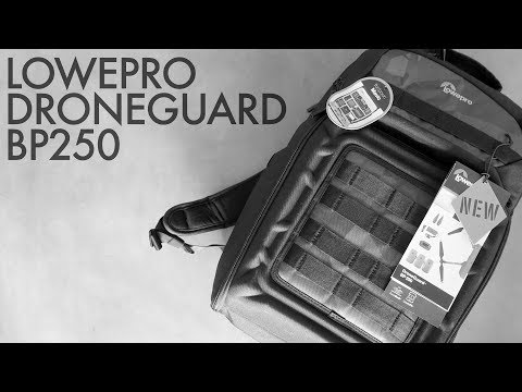 LowePro DroneGuard BP250 - Review