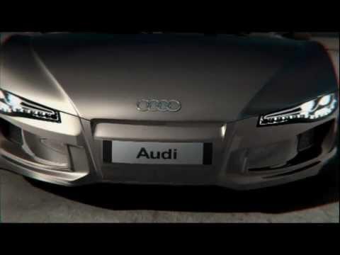 Audi Concept Car (Audio swapped)