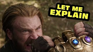 The Ending of Avengers: Infinity War Explained