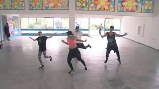 Black Sea Dance Camp 2015: Vybz Kartel - Rambo Kanambo by Simona Mereu (Dancehall)