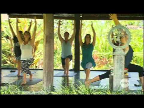 Network Ten Australia -- Bliss Sanctuary