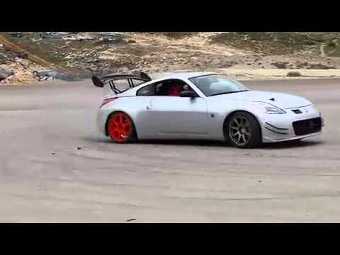 350 Z drift faraya