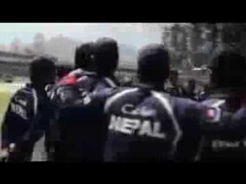 Oh Nepal !!  (Nepali Cricket Team Song) By :- EDGE Band