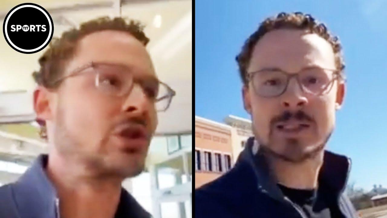 Trader Joe's Anti-Masker Thinks He Knows American History