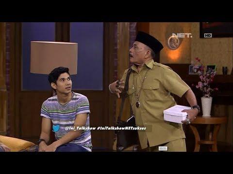 The Best of Ini Talkshow - Pak RT Kira Bintang Tamu Sule Pada Budek