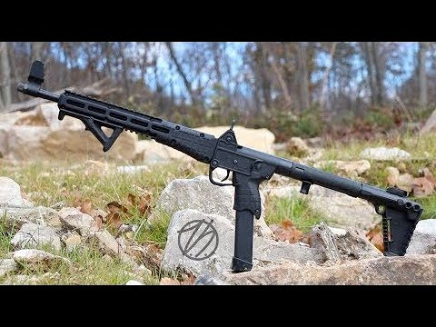 Kel-Tec Sub 2000 | Folding Carbine