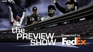 FedEx Preview Show: Coca-Cola 600