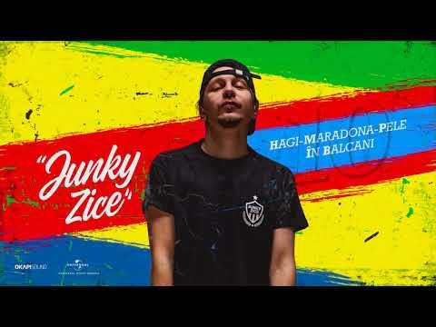 Junky Zice - Hagi-Maradona-Pele In Balcani