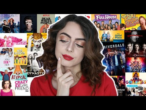 TV SHOWS TO BINGE WATCH! | 20+ MORE?! | Sophie Foster