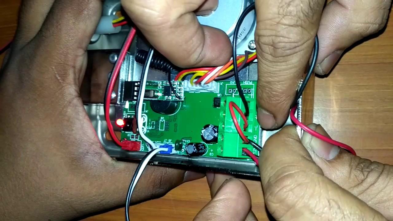 Secureye S Elcr Lock Youtube Wireless Magnetic Wiring Diagram