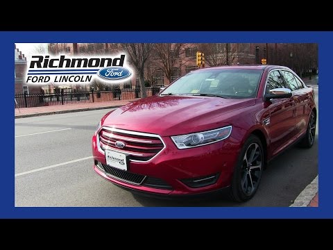 2017 Ford Taurus Review