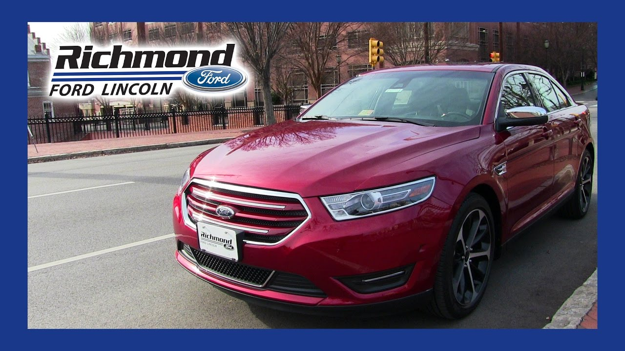 Ford Taurus Review
