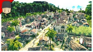 ANNO 1800 - Ep.06 : ISLAND EXPANSION! (ANNO 1800 Full Release Gameplay)
