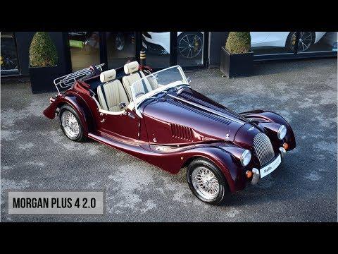 STUNNING Morgan Plus 4 2.0 For Sale | HILLMOREN