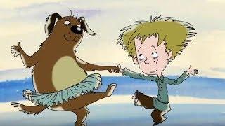 Веселые биографии - Условные рефлексы – обучающий мультфильм для детей - И.Павлов
