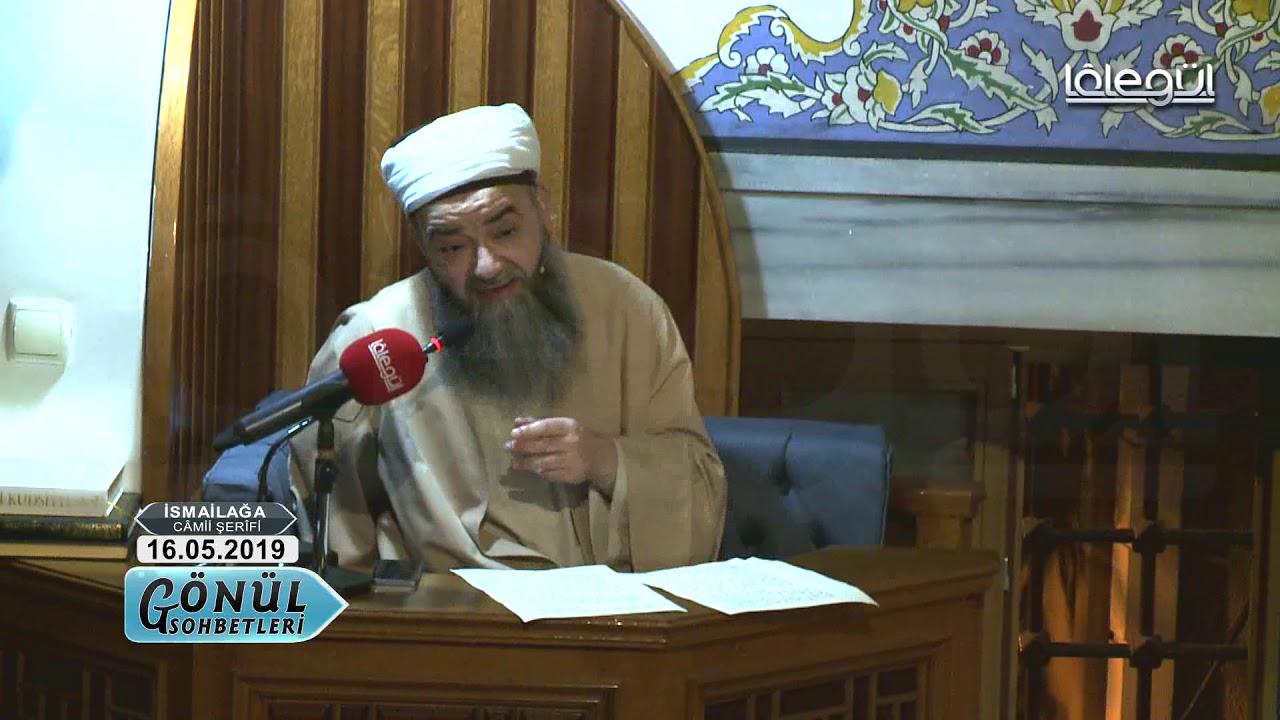 16 Mayıs 2019 Tarihli Gönül Sohbetleri (İsmailağa Camii) - Cübbeli Ahmet Hocaefendi Lâlegül TV