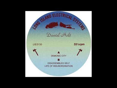 Daniel Holt - Demonic City [LIES-130]