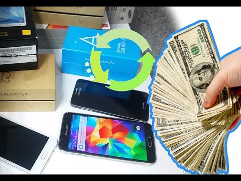 How to make money on mobile phones,  repair costs. Bought 9 phones *300 SUBS BONUS* GOLD DIGGERS #1