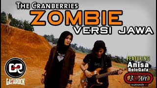 ZOMBIE Versi Jawa - The Cranberries ( LAMBE ) By Gafarock
