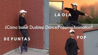 Tutorial - Como bailar Dubstep Dance/Animation