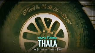 Happy Birthday Thala whatsapp status video 2020 | Thala Tribute | Thala Ajithkumar | Vakey Creations