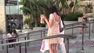 Une femme ivre dans la rue : la réaction des hommes est choquante (sous-titrée VF)