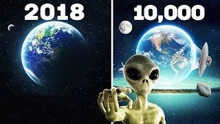 10.000 DE ANI IN VIITOR - IN 10 MINUTE (Afla cum va arata lumea)