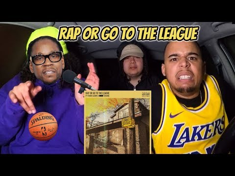 2 Chainz - Rap or Go to The League     REACTION REVIEW