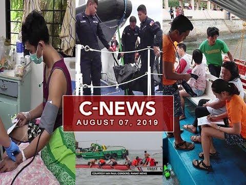 UNTV: C-News (August 07, 2019)