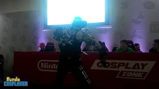 Concurso Cosplay das 17hs na sexta-feira de Brasil Game Show 2018