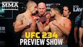 UFC 234 Preview Show - MMA Fighting