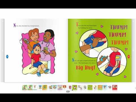 Cooper has Diabetes: Pediatric Diabetes Booklet