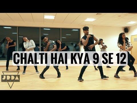Chalti Hai Kya 9 Se 12 | Dance | Judwaa 2 | Varun | Jacqueline | @JeyaRaveendran Choreography