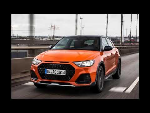Audi A1 Citycarver 2019 review