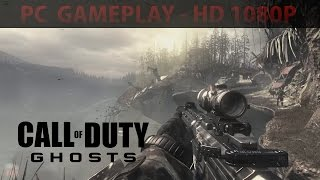 Call of Duty: Ghost | PC Gameplay | HD 1080P | 60FPS