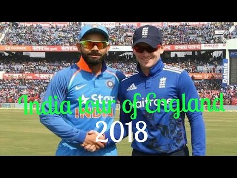    Ind tour of Eng 2018    match schedule & possible squad    Real cricket countdown   