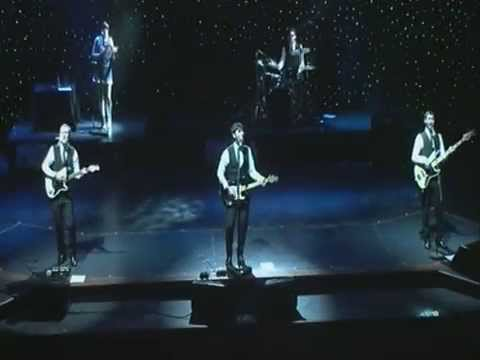 The Zoots performing Twist and Shout in July at The Pacifica Theatre for the 1960s show