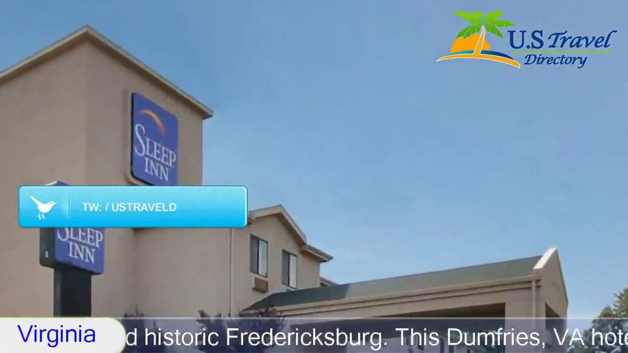 Sleep Inn Near Quantico Main Gate Dumfries Hotels Virginia