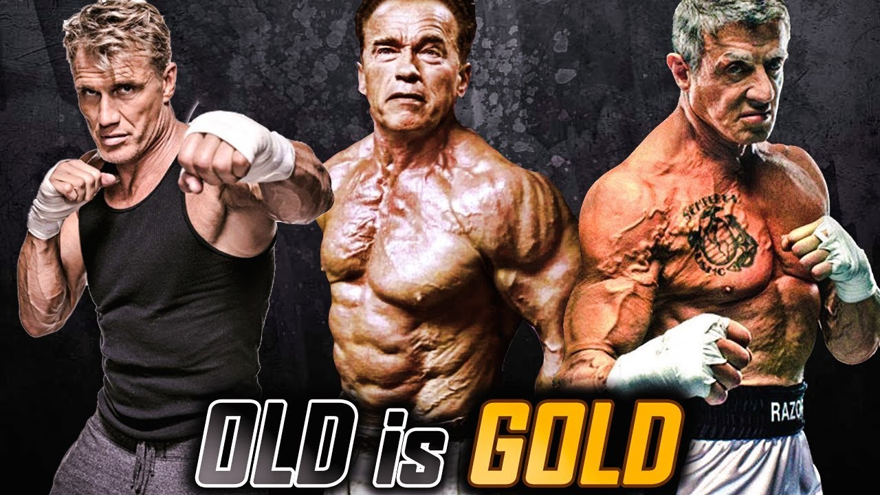 OLD is GOLD - Martial Arts Motivation