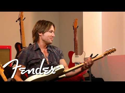 Keith Urban on the Telecaster, Part 2 | Fender